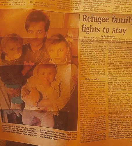 My family and I have been refugees ourselves in Canada 20 years ago!  continentchasers.com   #refugees #refugeeswelcome #refugeesnotwelcome #polishfamily #polishgirls #polishgirl #canada #illegal #immigrants #immigration #immigrant #polishincanada #polish