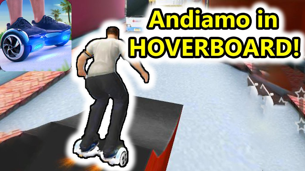 Hoverboard Surfers - A bordo di Hoverboard! - Android