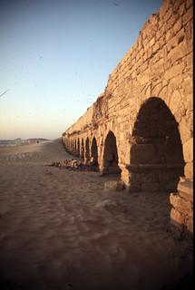 Caesarea, Aqueduct (III)
