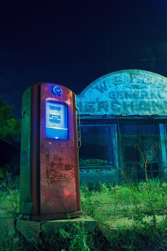 W. S. Kelly Gas Station