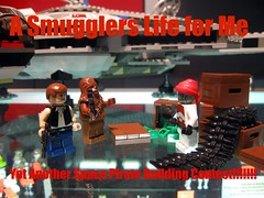 A Smugglers Life for Me Contest by Aaron (-_-)