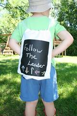 chalkboard backpack