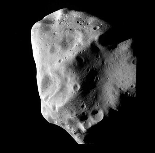 Rosetta triumphs at asteroid Lutetia | by europeanspaceagency