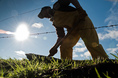 Trabajador agrícola | by Victor Pérez :: victorperezp.com