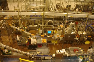 Tillamook Cheese production lines | by zaui