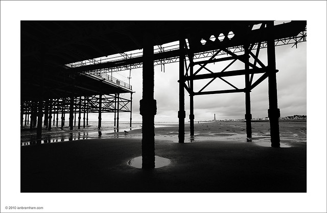 Blackpool - Under the Pier 2