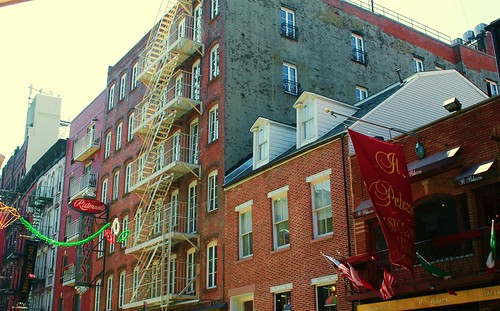"""Little Italy"" in NYC 
