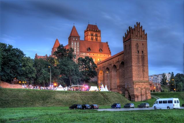 Kwidzyn Castle (Zamek Marienwerder)