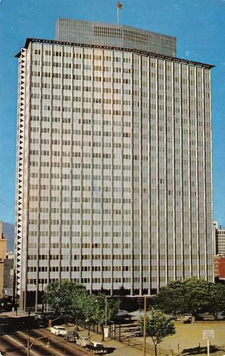 Postcard Bc Electric Building C 1957 Quot B C Electric