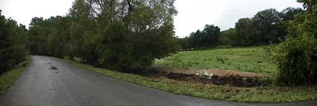 Dodson Chapel Rd, Flood damage, Overton Co, TN