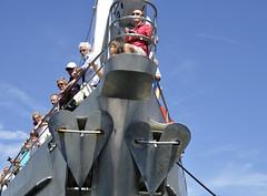 Impressie Sail 2010 vanaf rondvaartboot Lovers