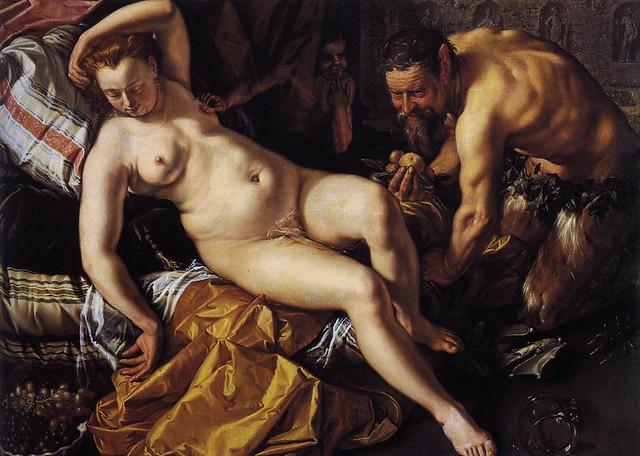 +1612 Zeus y Antíope