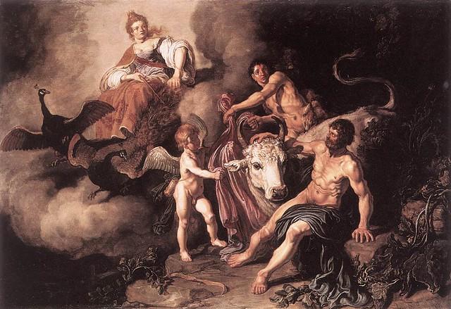 +1618 Zeus e Ío
