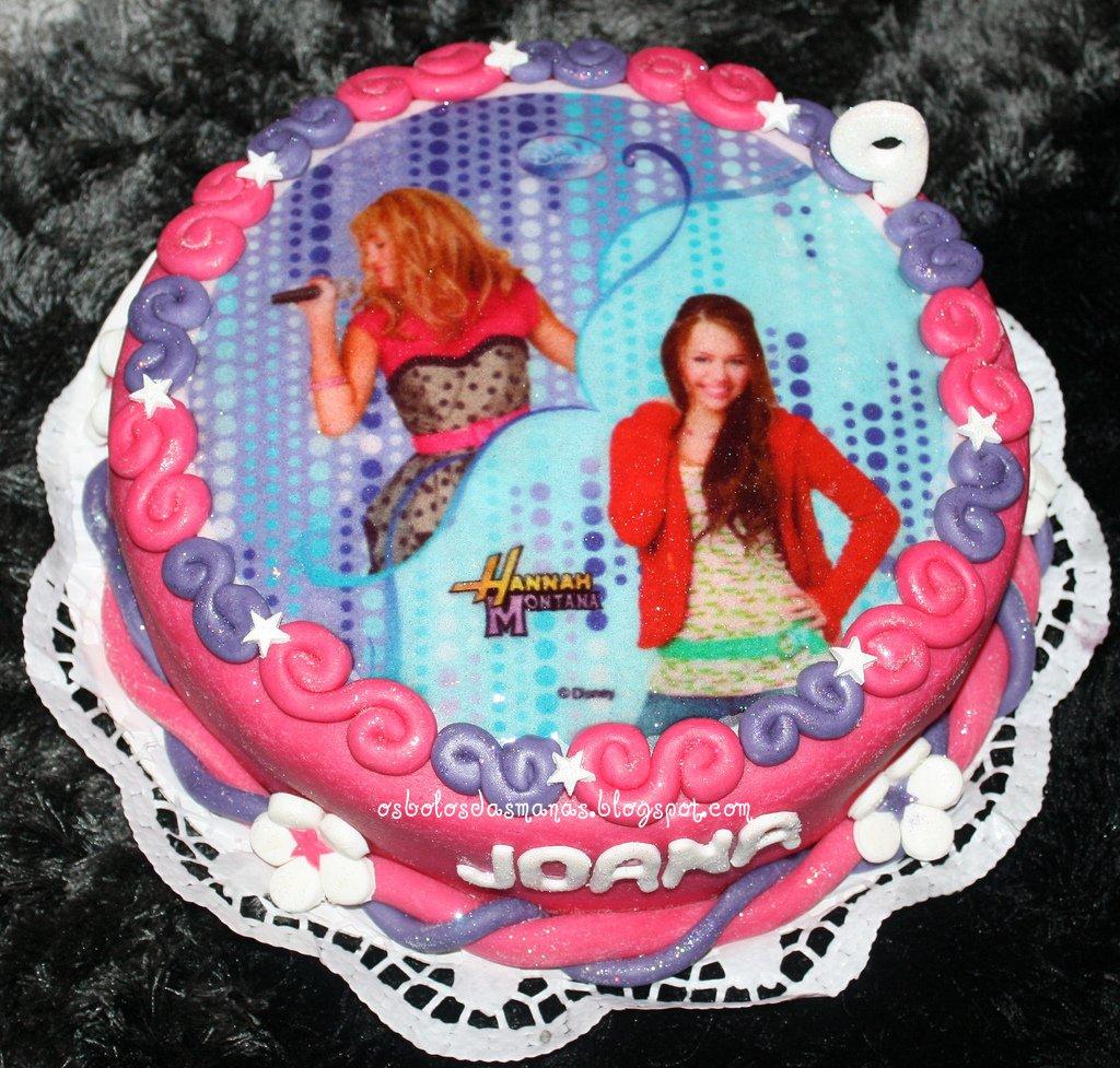 Miraculous Bolo Hannah Montana Miley Cyrus Osbolosdasmanas Flickr Funny Birthday Cards Online Alyptdamsfinfo