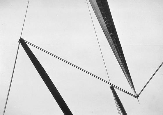 Skylon photo by Roger Mayne 1951