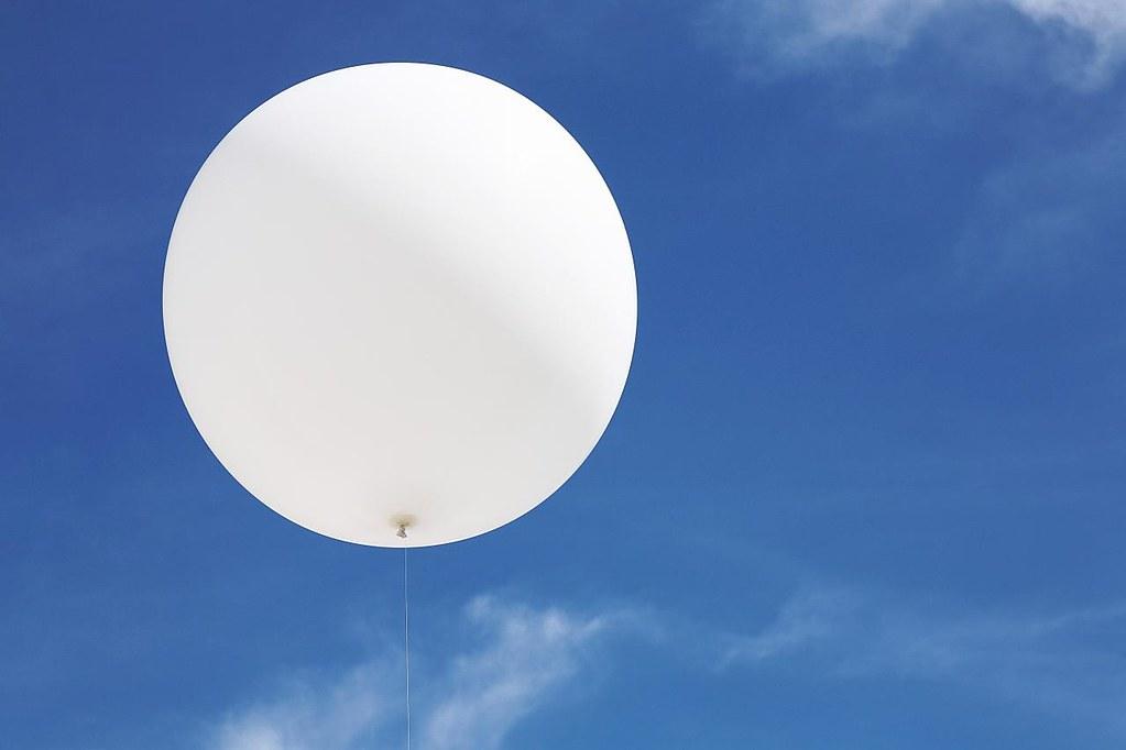 Rüyada Uçan Beyaz Balon Görmek