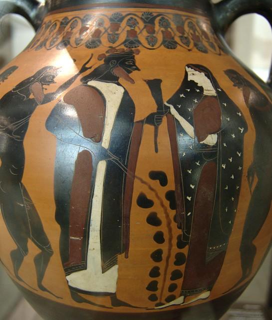 -0540 Dioniso, sátiros y Ariadna