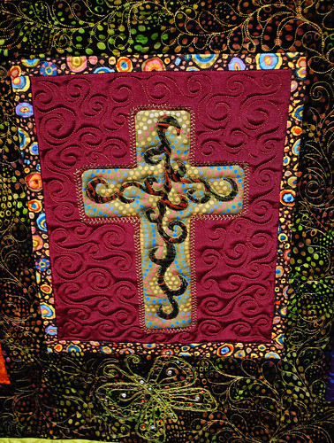 quilt cross 2 | by chatblanc1