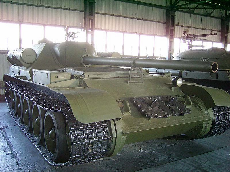 Su-101 Uralmash 1