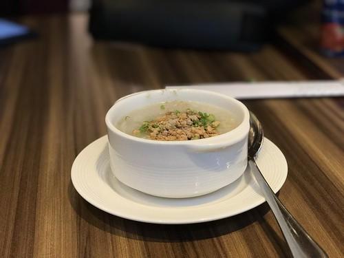cup of arroz caldo