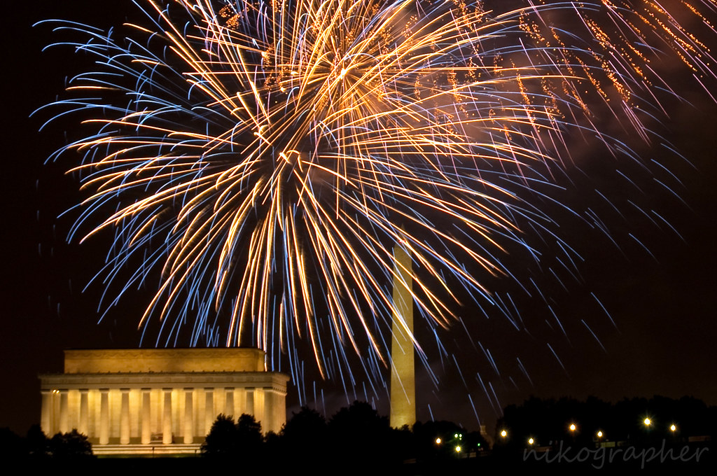 Planning For The 4th Of July And Fireworks Photography In