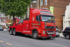 Recoverymen TOW344 in Finchley