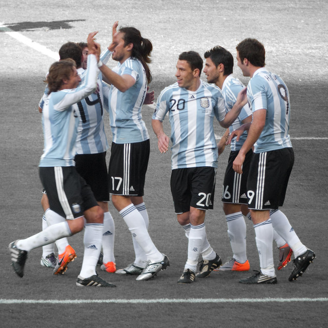 Argentina, 2010 World Cup