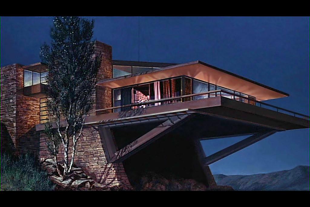 1959 ... North By Northwest- VanDamm residence S.D.