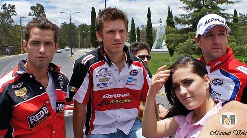 DSC00471 NASCAR Corona Series | 2010 en Puebla *Recorrido por el Turibus*por LAE Manuel Vela