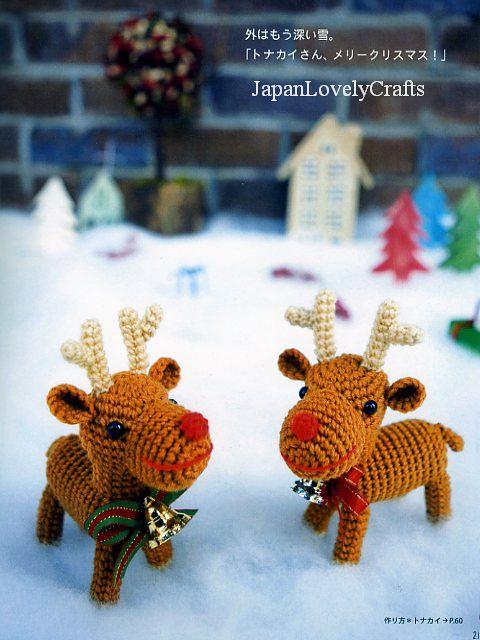 36 Japanese Crochet Amigurumi Animals and Dolls Ideas and Images 2019 -  Page 7 of 36 - Free Amigurumi Pattern, Amigurumi Blog! | 640x480