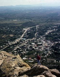 Wesley in Mexico - 1992