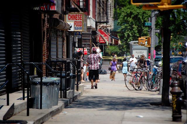 East Village | Sidewalk