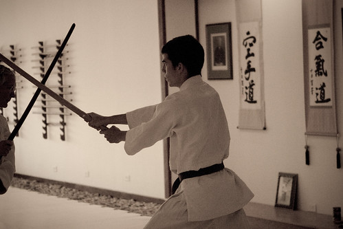 AAA kyu test at Soshinkan dojo-6536 | by soaringbird