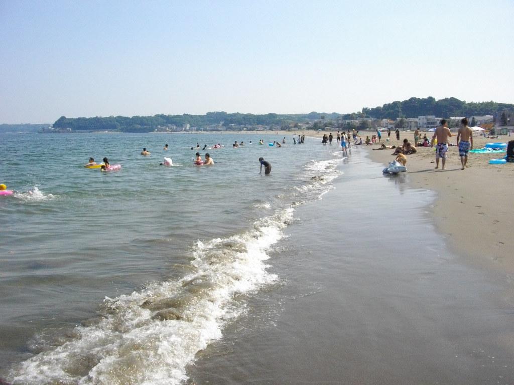 Miura Kaigan Beach (South)