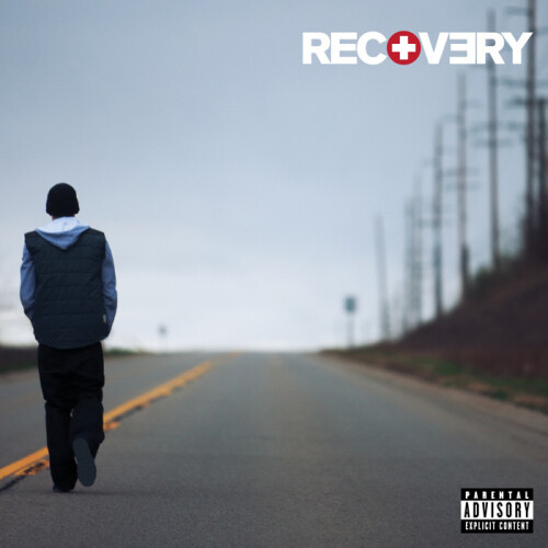 Image result for eminem recovery 500x500