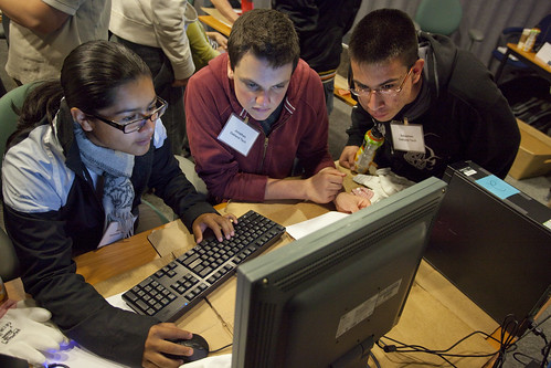Computing Sciences outreach program for high school students | by Berkeley Lab