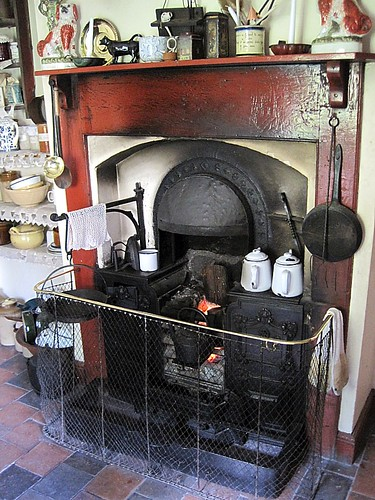 Kitchen Range, the Tollhouse, Blists Hill Open Air Museum | by Snapshooter46