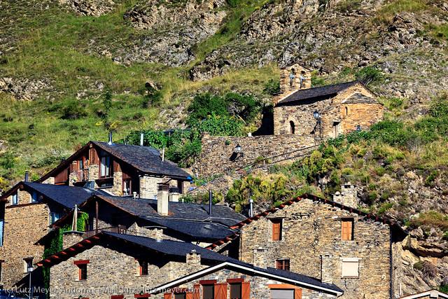 Andorra churches & chapels: Fontaneda, Sant Julia, Gran Valira, Andorra south
