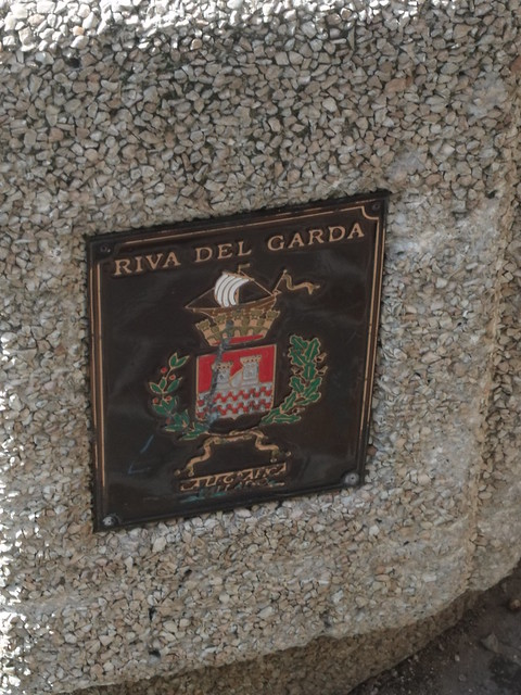 Porta San Michele - Riva del Garda - coat of arms