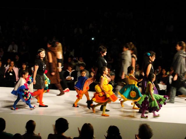 Uniandes Catwalk 2010