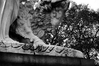 Albert Memorial: American Buffalo | by CGP Grey