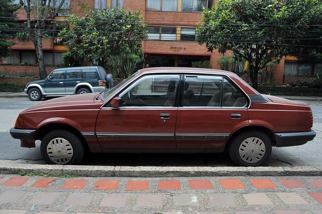 Venta Carro Chevrolet Monza