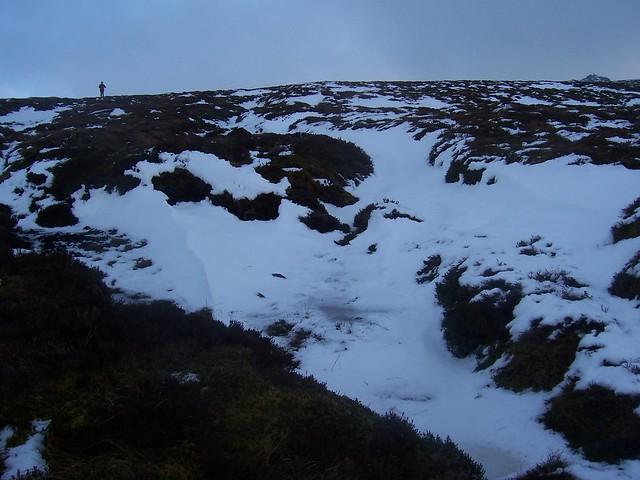 The Buck of Cabrach(935ft), Aberdeenshire, January 2009