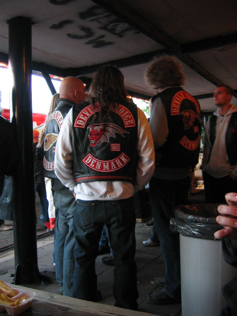 Devils Choice members     | The local Hells Angels chapter i… | Flickr