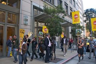 Make Big Oil Pay march to Chevron, EPA & BP 142