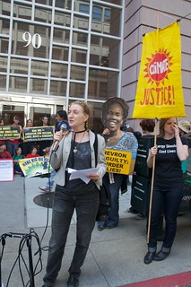 Make Big Oil Pay march to Chevron, EPA & BP 409