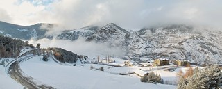Canillo sous la neige   by l'Ours