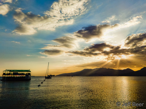 ocean sunset sea sky bar clouds bay philippines floating subic zambalesprovince