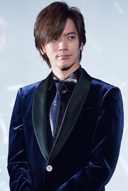 Fantastic Beasts and Where to Find Them Japan Premiere Red Carpet: DAIGO