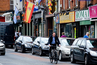 Dublin Cycle Chic - Suits You Sir